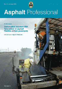 Asphalt Professional Issue 18