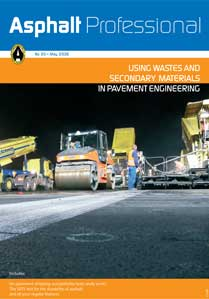Asphalt Professional Issue 20