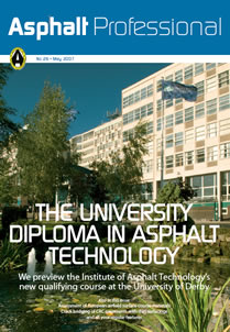 Asphalt Professional Issue 26