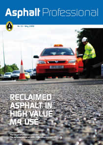 Asphalt Professional Issue 32