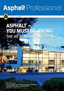 Asphalt Professional Issue 33