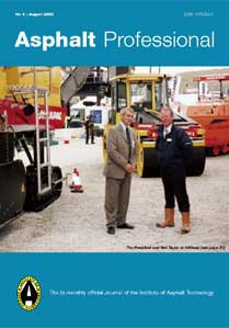 Asphalt Professional Issue 4