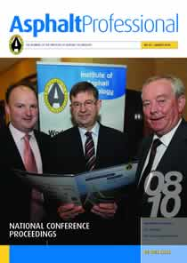 Asphalt Professional Issue 45