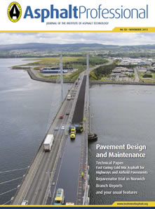 Asphalt Professional Issue 58