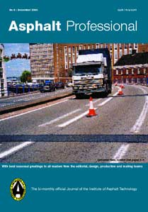 Asphalt Professional Issue 6
