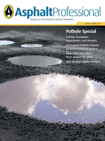 Asphalt Professional Issue 60
