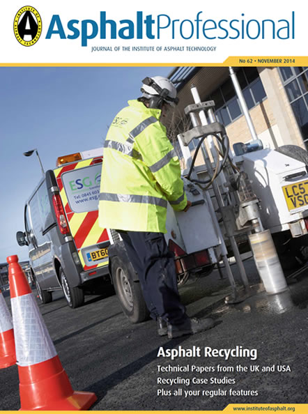 Asphalt Professional Issue 62