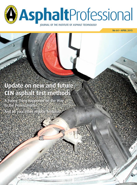 Asphalt Professional Issue 64