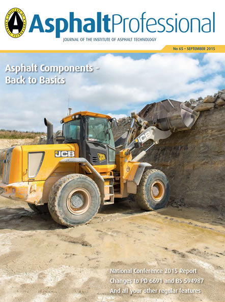 Asphalt Professional Issue 65