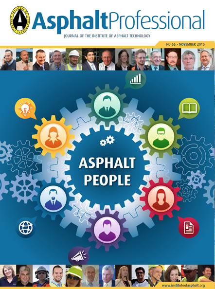 Asphalt Professional Issue 66