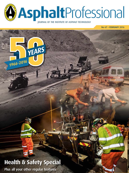Asphalt Professional Issue 67