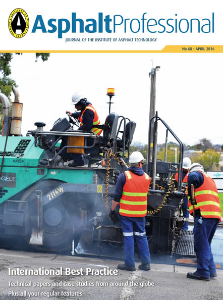 Asphalt Professional Issue 68