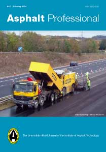 Asphalt Professional Issue 7
