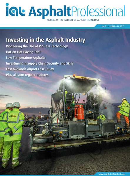 Asphalt Professional Issue 71