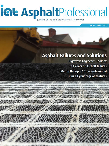Asphalt Professional Issue 72
