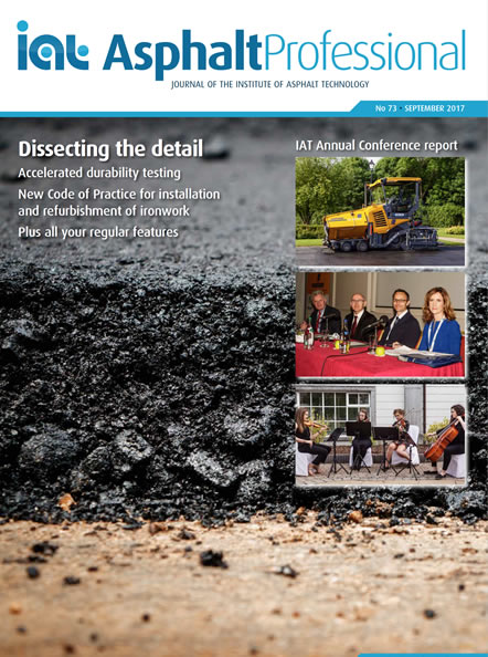 Asphalt Professional Issue 73
