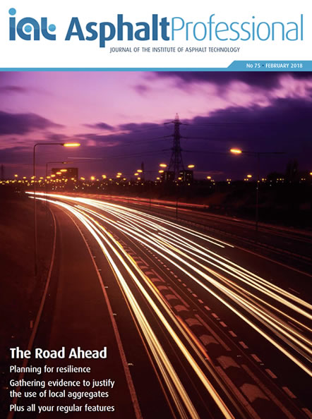 Asphalt Professional Issue 75