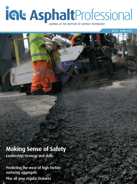 Asphalt Professional Issue 76