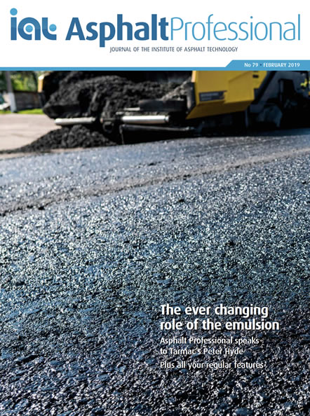 Asphalt Professional Issue 79