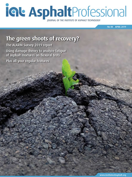 Asphalt Professional Issue 80