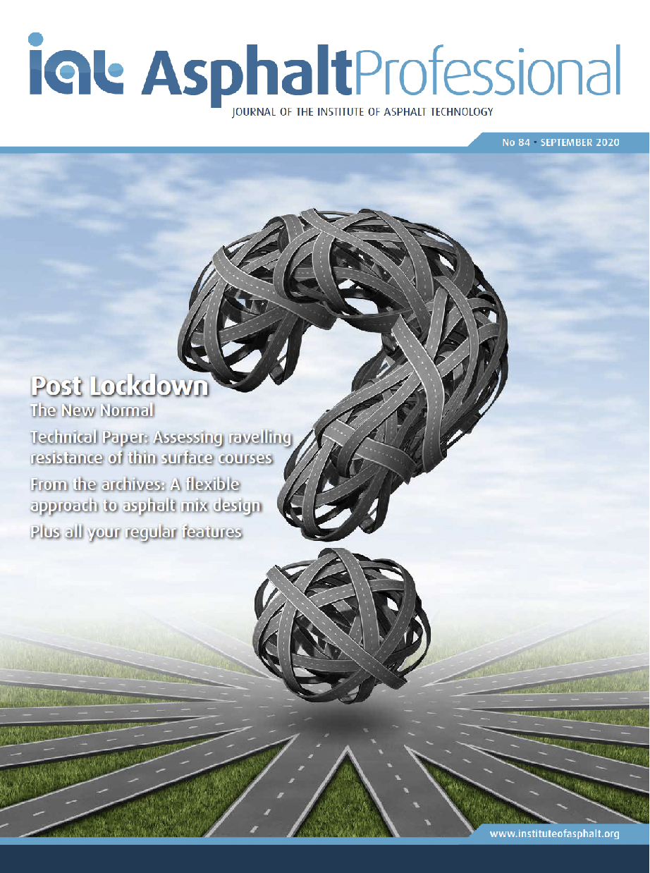 Asphalt Professional Issue 84
