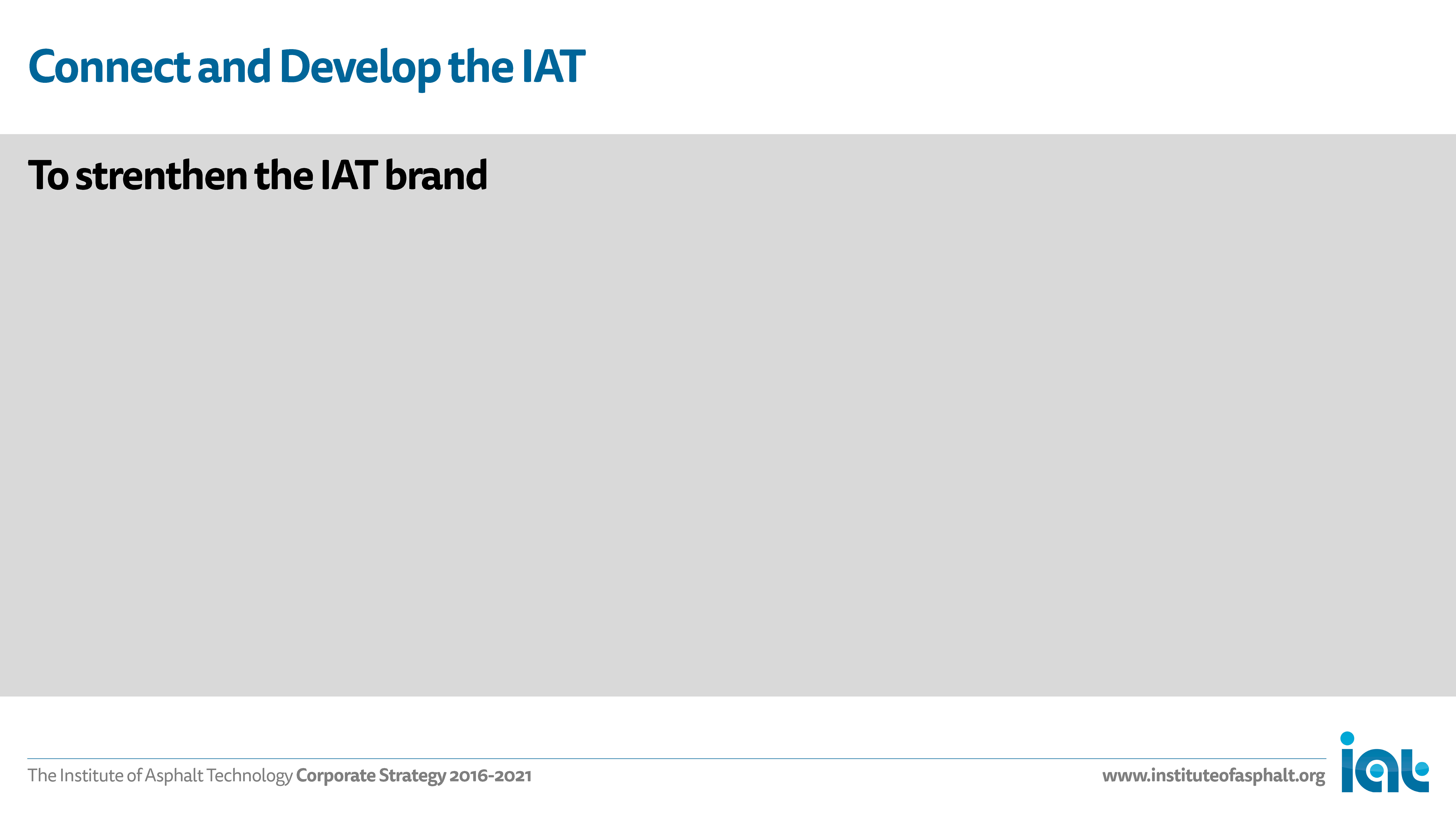 IAT Strategy, slide no. 13