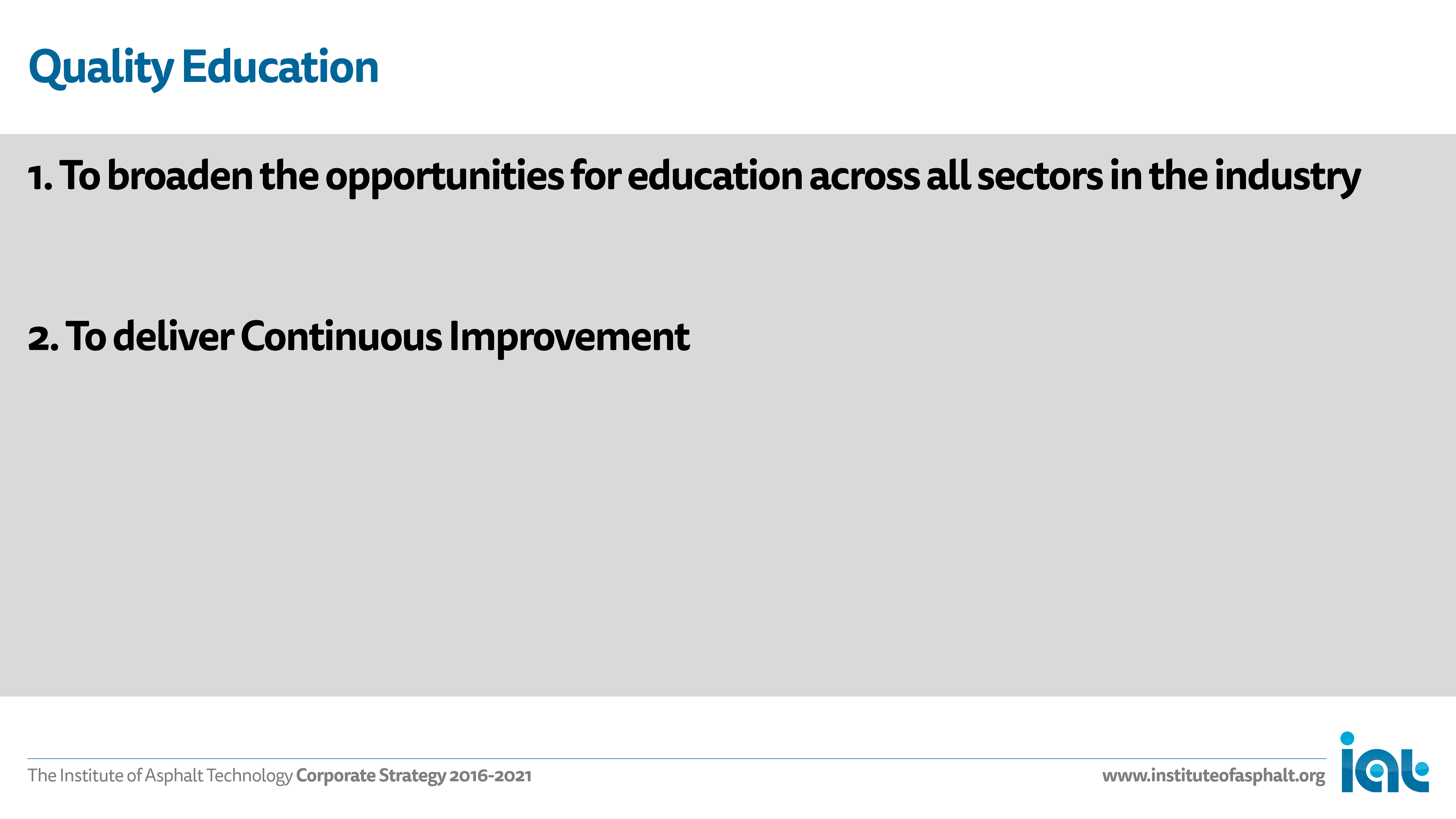 IAT Strategy, slide no. 7